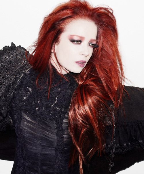 Shirley Manson - Bullett by Matt Irwin, Spring 2012