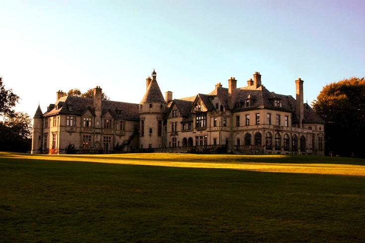 "Carey Mansion, as seen in ""Dark Shadows"" | I"