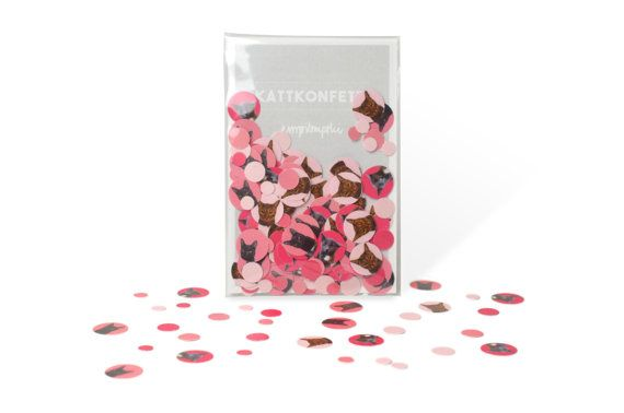 Hey, I found this really awesome Etsy listing at https://www.etsy.com/se-en/listing/258831941/cat-confetti-hot-pink-ca-200-pieces