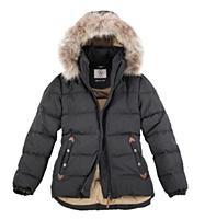 Aigle Oldhaven Coat Black