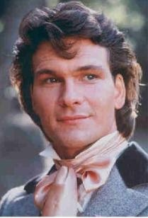 Patrick Swayze - North and South. I read the book and watched the mini series...... <3