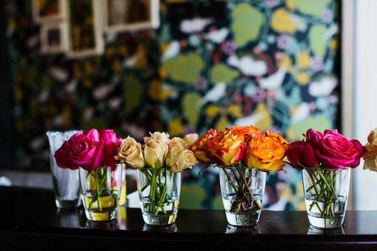 Beautiful Coloured Roses