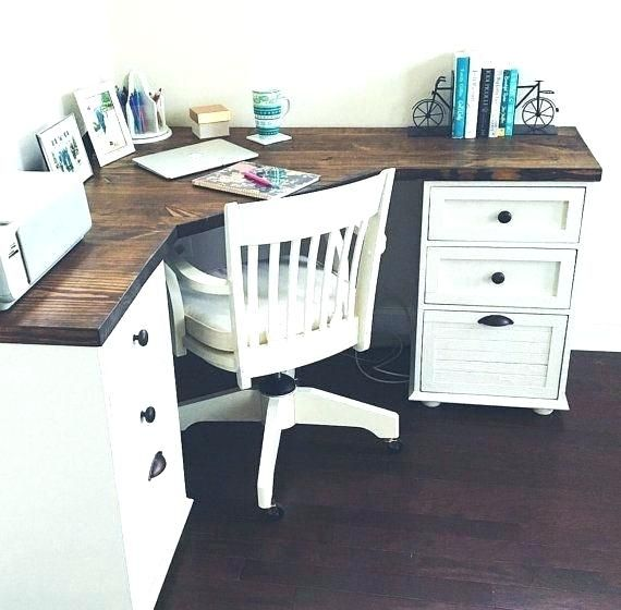 Image Result For Small Corner Desk With File Cabinet Easy Home Decor Home Office Decor Diy Apartment Decor