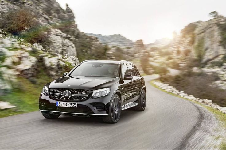 Introducing the new Mercedes-AMG GLC 43 4MATIC. The 270 kW (367 hp) 3.0-liter V6 Biturbo engine forms the basis for dynamic on-road driving experiences while the autonomous design and specially tuned sports suspension underline the affiliation to the Mercedes-AMG world of Driving Performance.  #MercedesAMG #Mercedes #AMG #GLC #GLC43 #Debut #Adventure #Design #Performance #Power #Luxury #Lifestyle #Cars #CarsofInstagram [Fuel consumption combined: 8.3 l/100 km | CO2 emission combined: 189…