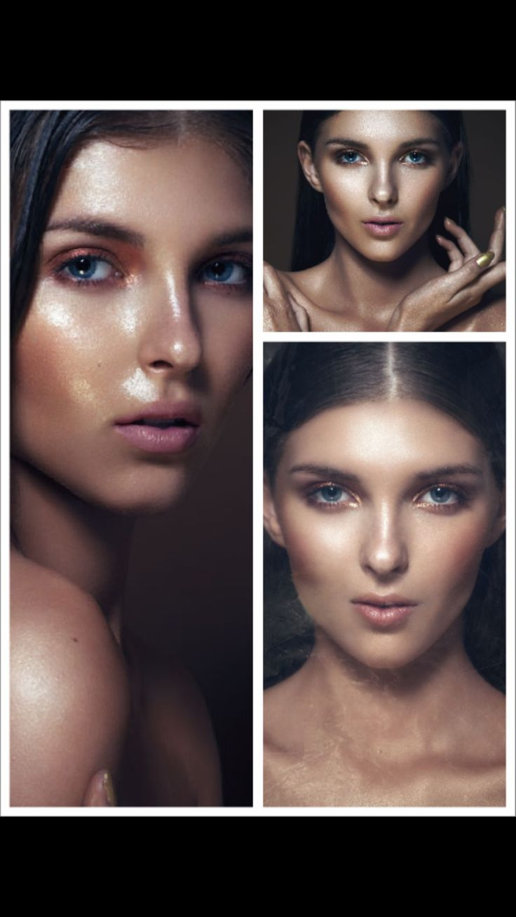 Beauty editorial story