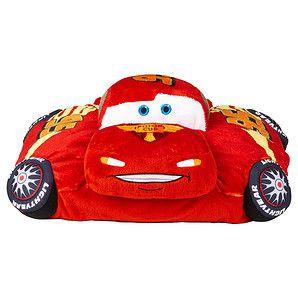 Pillow Pets Disney Cars Lightning McQueen