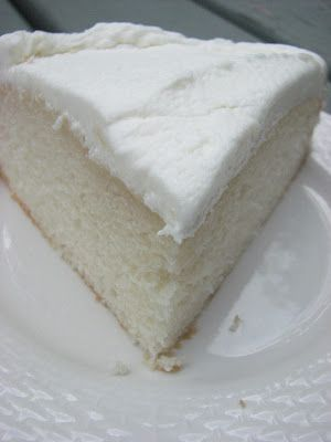 Heidi Bakes: My now favorite White Cake recipe use Duncan Hines without pudding and new ingredients