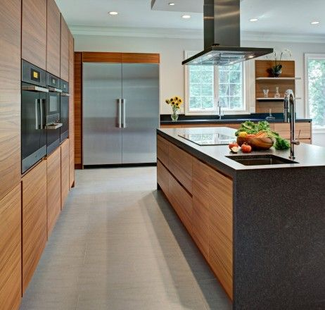 Client: Modiani Kitchens and Interiors - Country: USA - City: Tenafly, New Jersey - Model: Yara teak - Design: Kobi Aharon – Modiani - Photographer – Memories TTL #CesarKitchen #design #interiors #kitchen