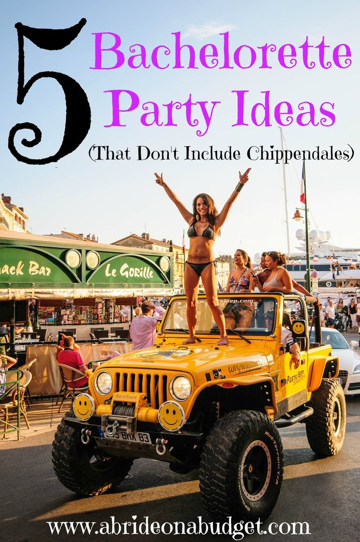 5 bachelorette party ideas that don 39 t include for At home bachelorette party ideas