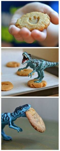 passo a passo para festa dinossauro