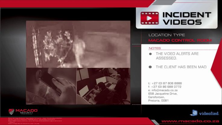 #11:FARM: Siren & Voice Challenge- Macado Videofied Incident-06-11-207