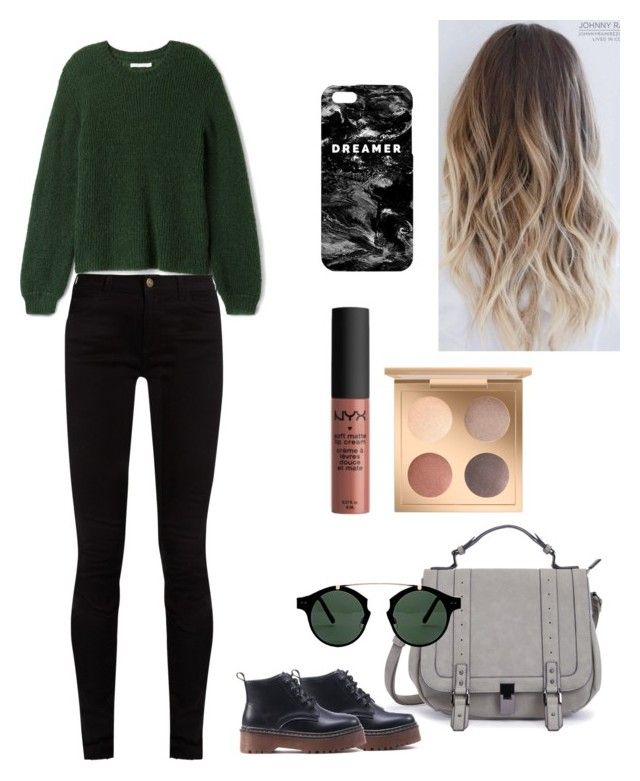 Kinda what i would wear by hemuliini on Polyvore featuring polyvore, fashion, style, Gucci, Mr. Gugu & Miss Go, Spitfire, NYX and clothing