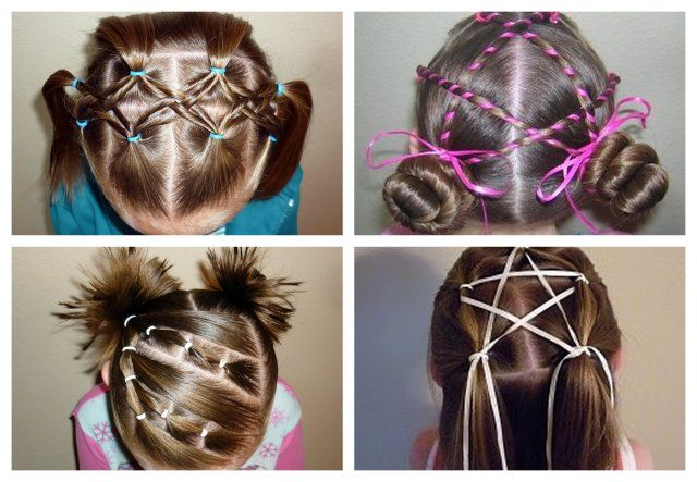 2015 Kız Çocuk Saç Modelleri