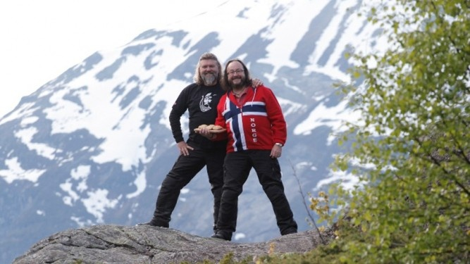 The Hairy Bikers - Bakeation