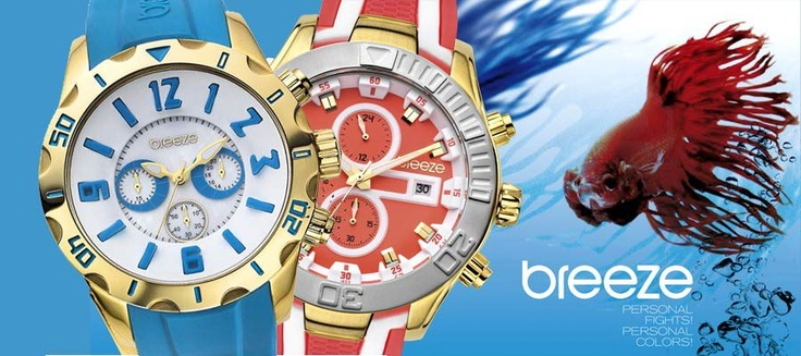 BREEZE WATCHES, Splash of Colours!!!  http://www.oroloi.gr/index.php?cPath=626