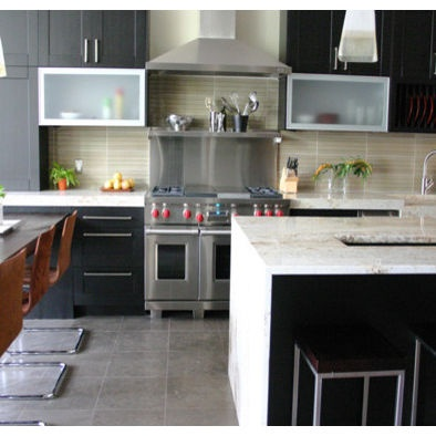 Modern Kitchen Backsplash Design,