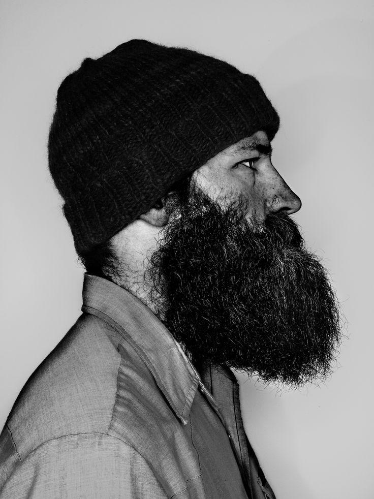 PROFILE BEARD big thick dark full bushy beards bearded man men #niceprofile
