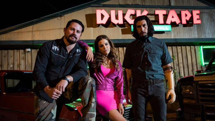 Watch Logan Lucky Full Movie Two brothers plan a heist during a NASCAR race..