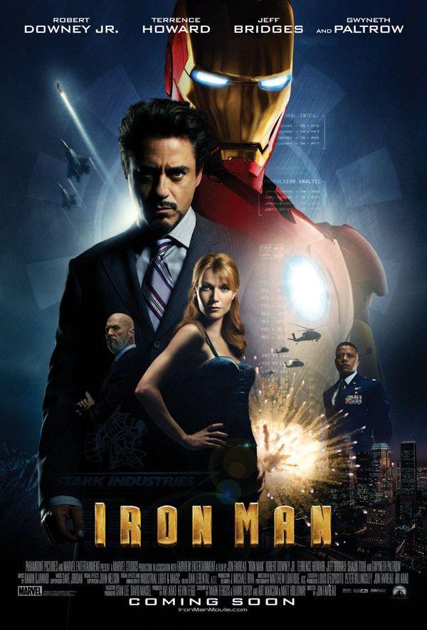 Iron Man (2008) | DVDRip | Dual Audio (Hindi/English) | Mediafire Link