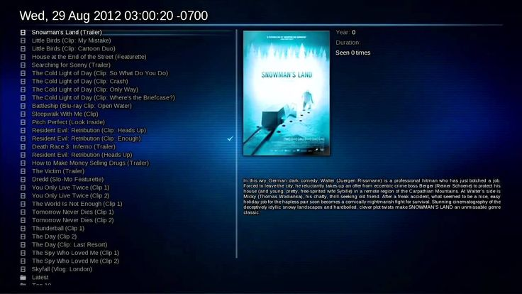 Showtime 4.0 Media Player