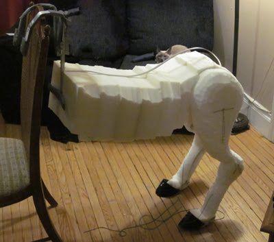 Awesome Kids Centaur Costume