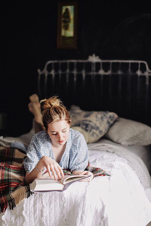 leer en la cama