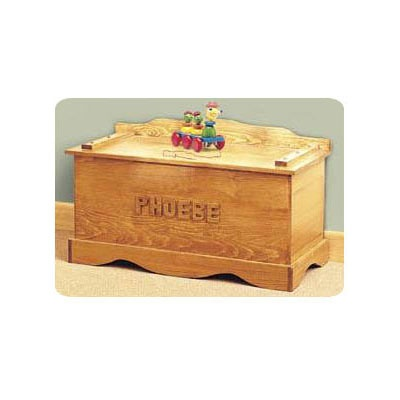 Personalized Toy Chest Plans Woodworking Projects Amp Plans