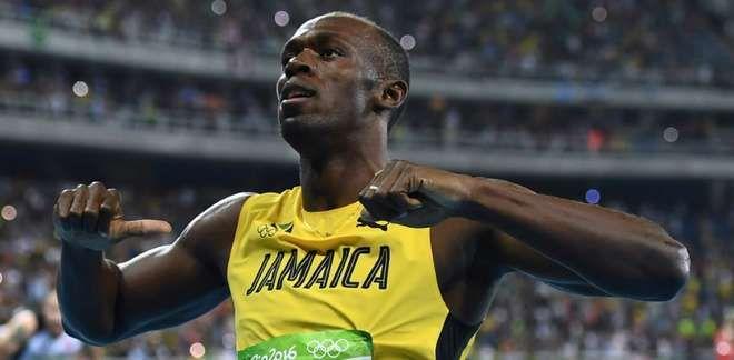 Bolt se quedó con el oro en los 200 metros.
