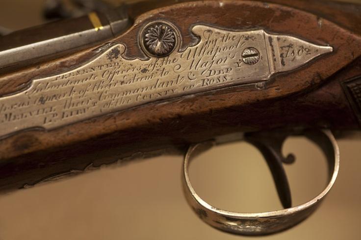 The Melville pistol