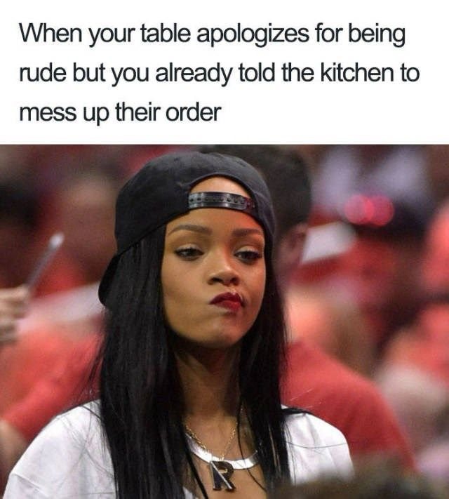 The Ultimate Server Meme Dump To Make You Lol 55 Memes Restaurant Memes Memes Lol