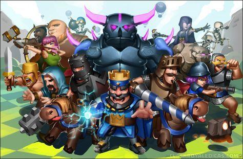 Resultado de imagen para fotos de clash royale