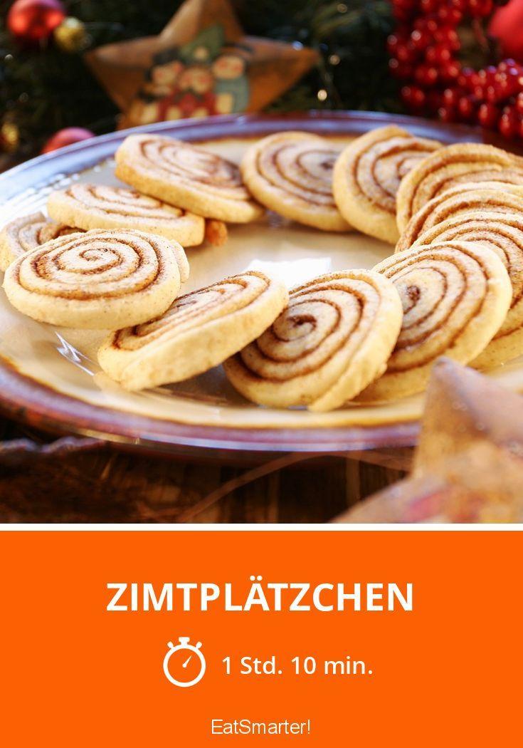 Zimtplätzchen - smarter - Zeit: 1 Std. 10 Min.   eatsmarter.de