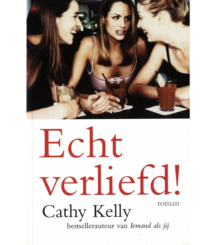 Echt verliefd! Cathy Kelly