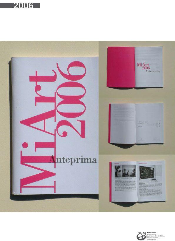 miart 2006 anteprima