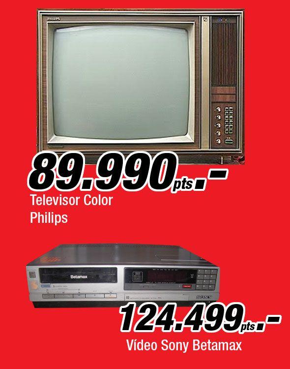 Cómo hubiera sido el catálogo de Media Markt a principios de los años 80 #2