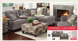 Cordoba 2-Piece Sectional Or Sofa + Loveseat by Factory Outlet from Value City Furniture $899.99 (10% Off) -