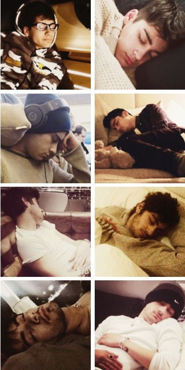 Sleepy Zayn :3 Just watches This Is Us with my cousins xD