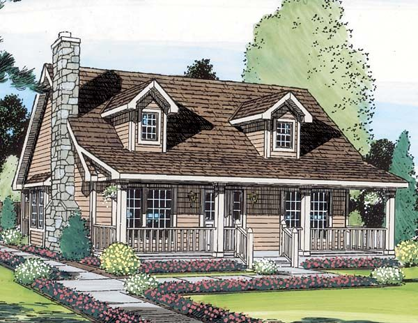 601 best images about house plans on pinterest house for Cape cod cottage house plans