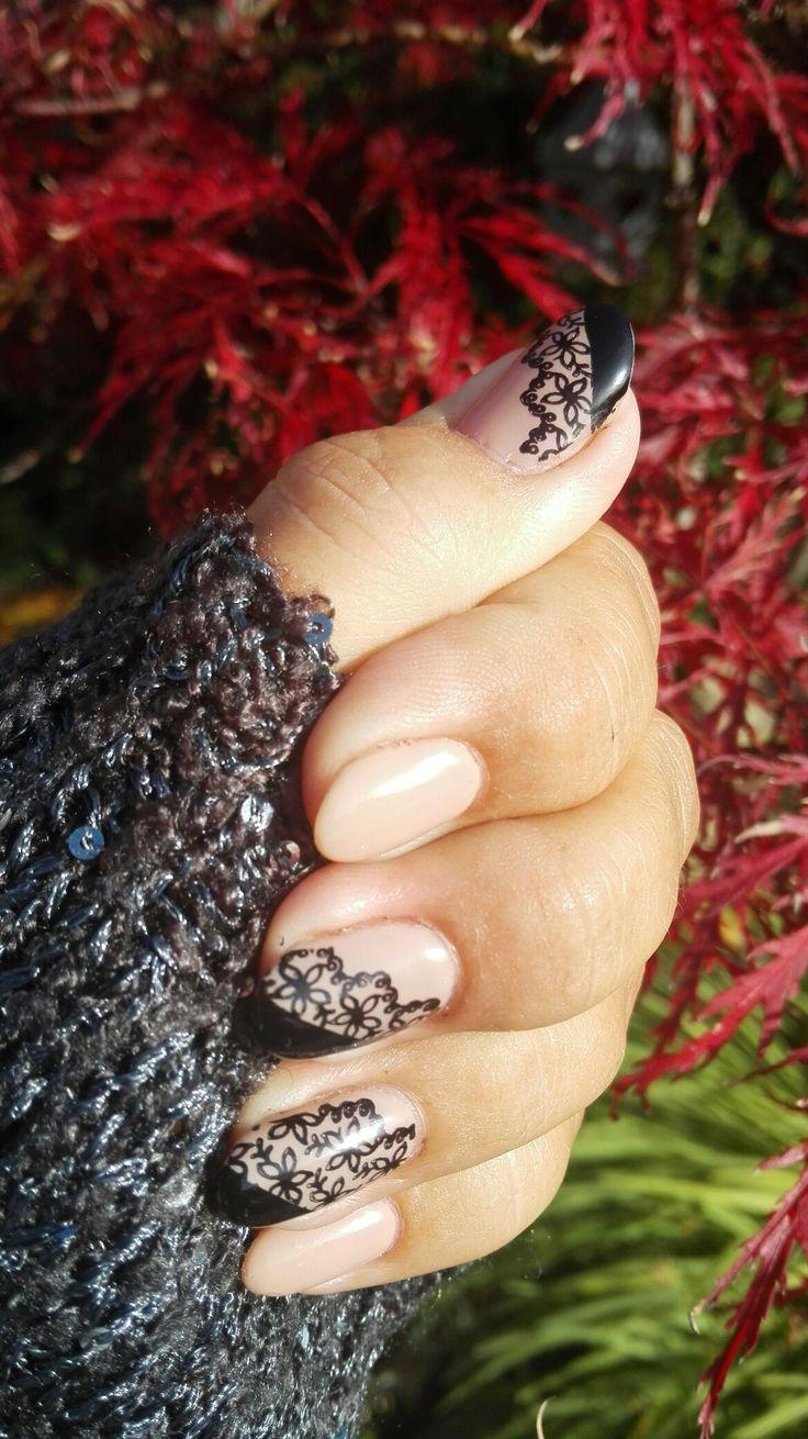 My nails 10/2017