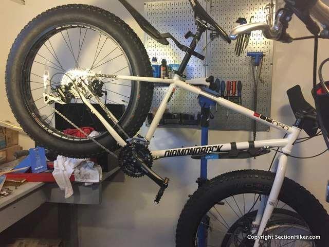 Diy Portable Bike Repair Stand Bike Repair Stand Homemade Bike
