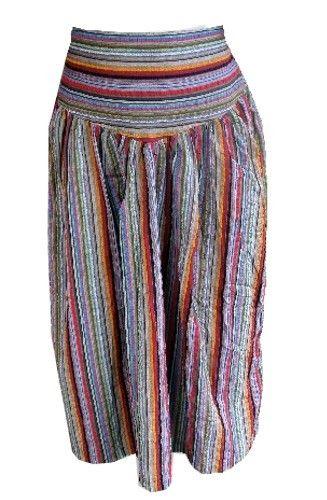 Harem Skirt Cotton
