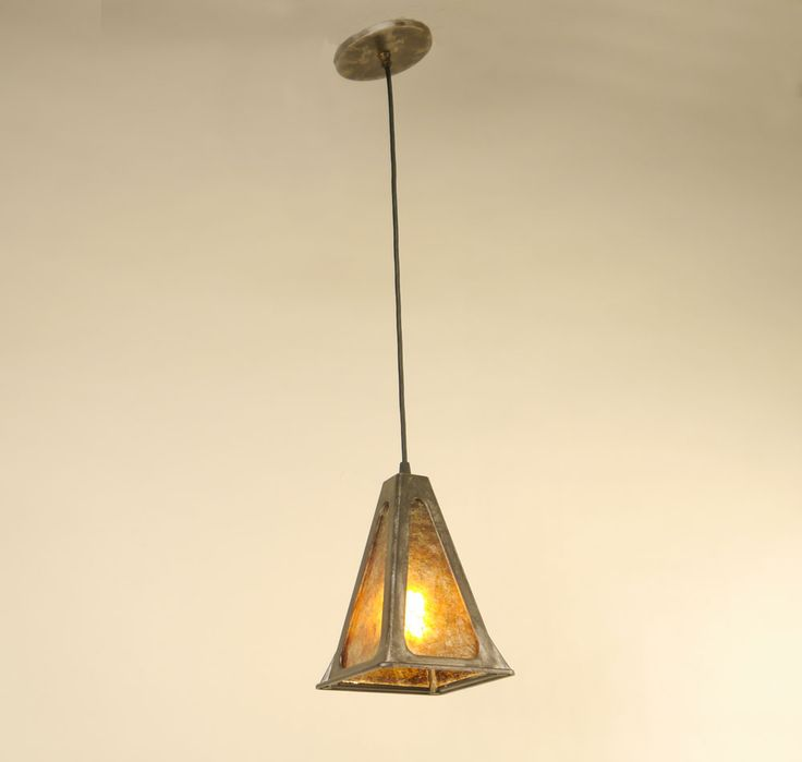 Telegraph Pendant Repurposed Light Fixture