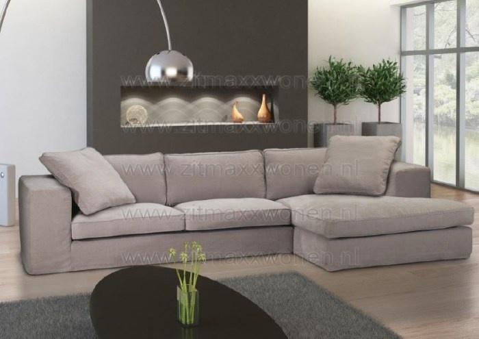 Zitmaxx Wonen - Banken - Hoekbanken - Bankstel 2-longchair Summer - 7305
