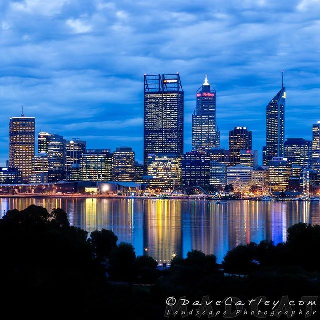 Every city has its unique skyline and Perth is no different :) What is your favourite city skyline?