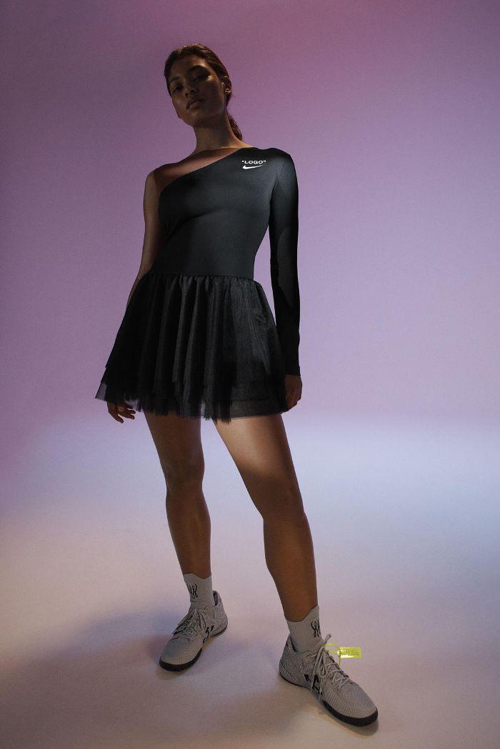 Serena Williams's New Nike x Virgil