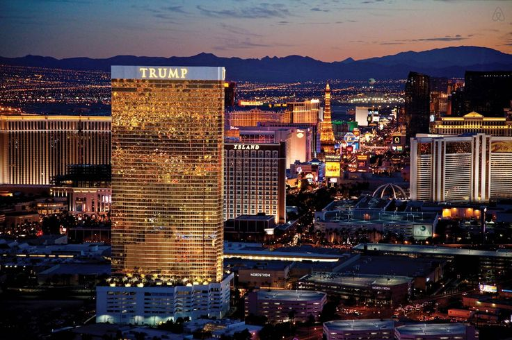 TRUMP-1BR HIGH FLOOR SOUTH STRIP Vw - vacation rental in Las Vegas, Nevada. View more: #LasVegasNevadaVacationRentals