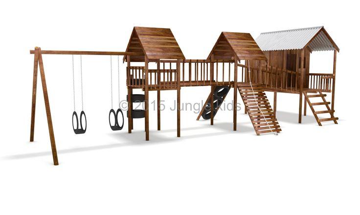 Jungle Kids No.15 design