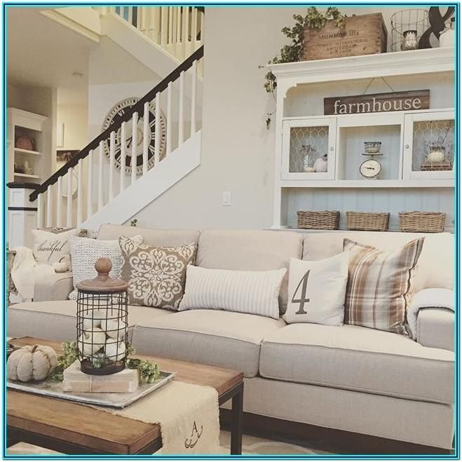 Pinterest Rustic Country Living Room Decor In 2020 Farm House Living Room Farmhouse Living Room Furniture Rustic Farmhouse Living Room #rustic #country #living #room #decor