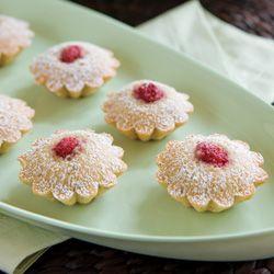 Raspberry Financiers Recipe | Smart Eatting | Pinterest | Raspberries ...