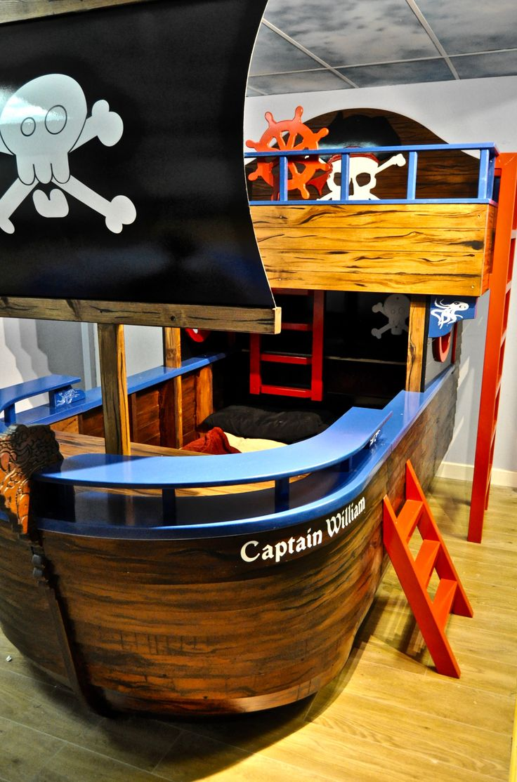 15 Best Images About Pirate Ship Beds Amp Inspiration On